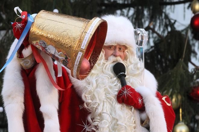 Дед Мороз: фото