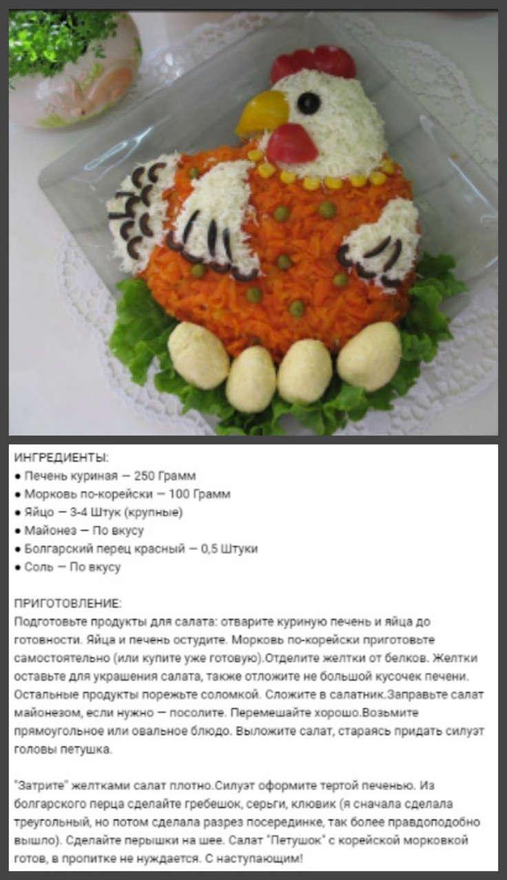 Вкусные и простые рецепты на новый год